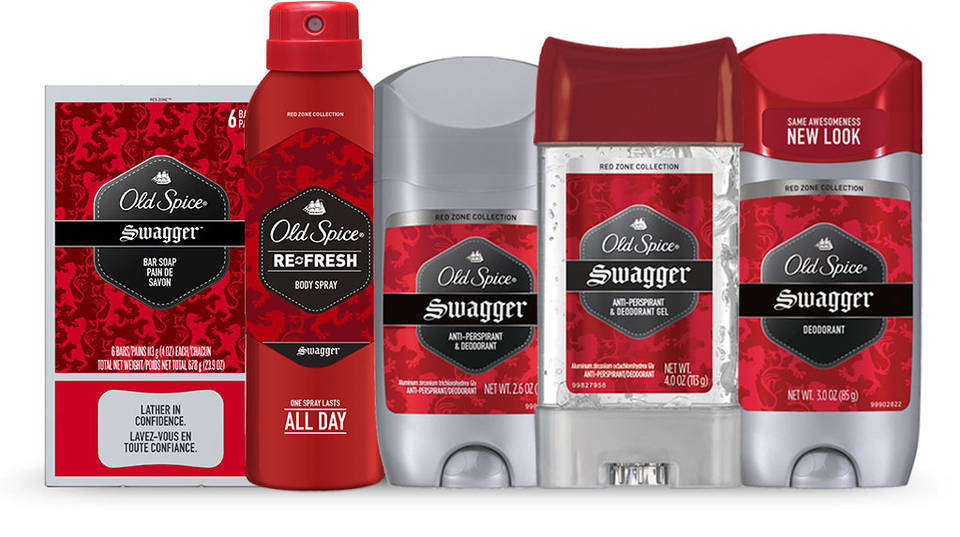 Old Spice Antiperspirant and Deodorant for Men, High Endurance, Pure Sport Body Spray, Lemon Lime Scent, 6 Oz (Pack of 3).