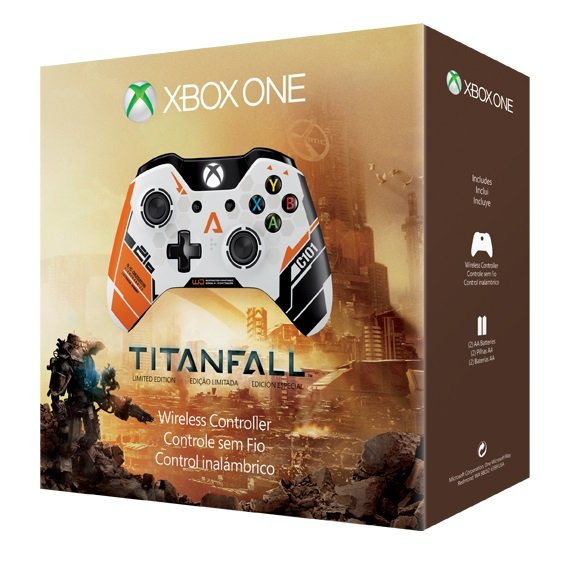 Titanfall Xbox One Collectors Edition