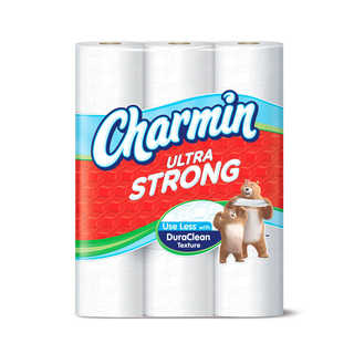 Amazon Com Charmin Ultra Soft Double Roll Toilet Paper