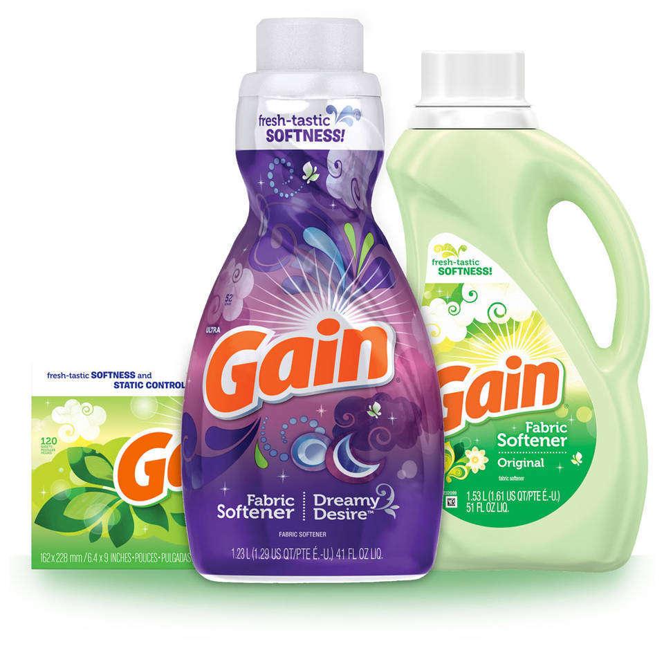 Amazon Com Gain Ultra With Freshlock He Powder Detergent