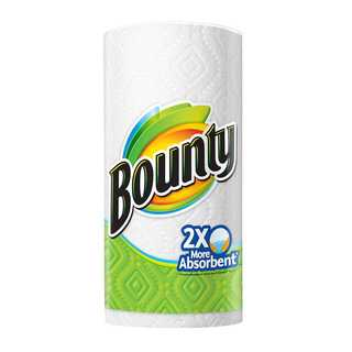 Amazon Com Bounty Big Roll Paper Towels Prints 6 Count