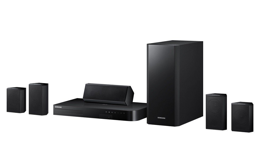 Samsung Ht H5500w 5 1 Channel 3d Home Theater System 887276961996 Ebay