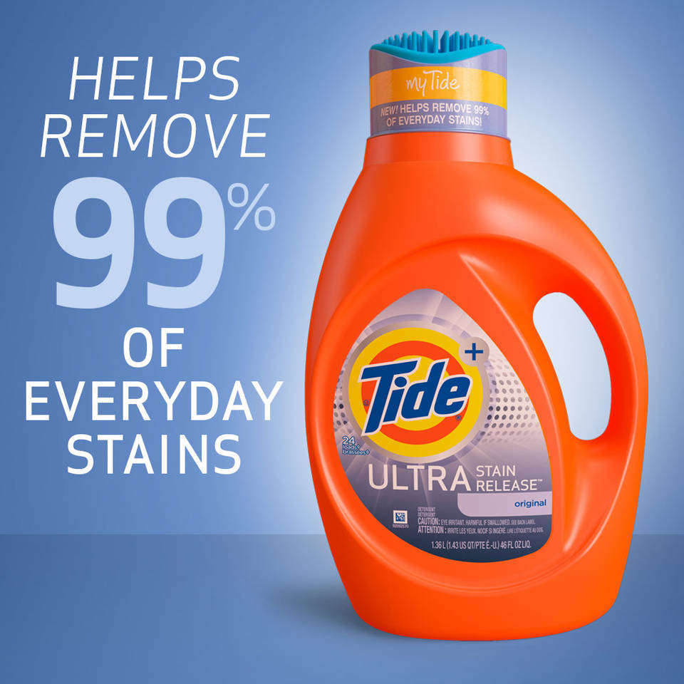 Amazon Com Tide Plus Ultra Stain Release Laundry