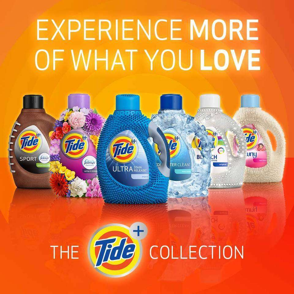 Amazon Com Tide Plus Ultra Stain Release He Turbo Liquid