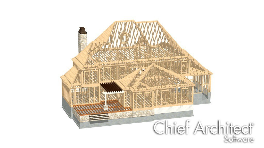 Home Designer Professional 2014 French Provincial