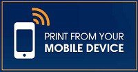 Print from your Mobile Device