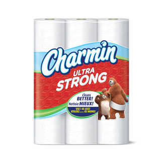 Amazon Com Charmin Basic Toilet Paper 9 Huge Rolls Pack