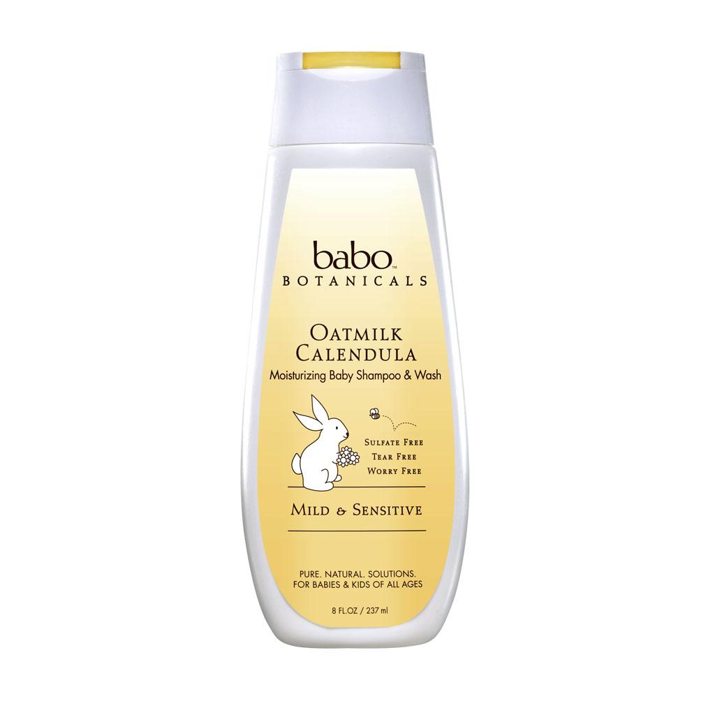 Amazon.com: Babo Botanicals Moisturizing Baby Shampoo and