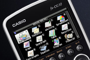 Casio fxCG10 PRIZM
