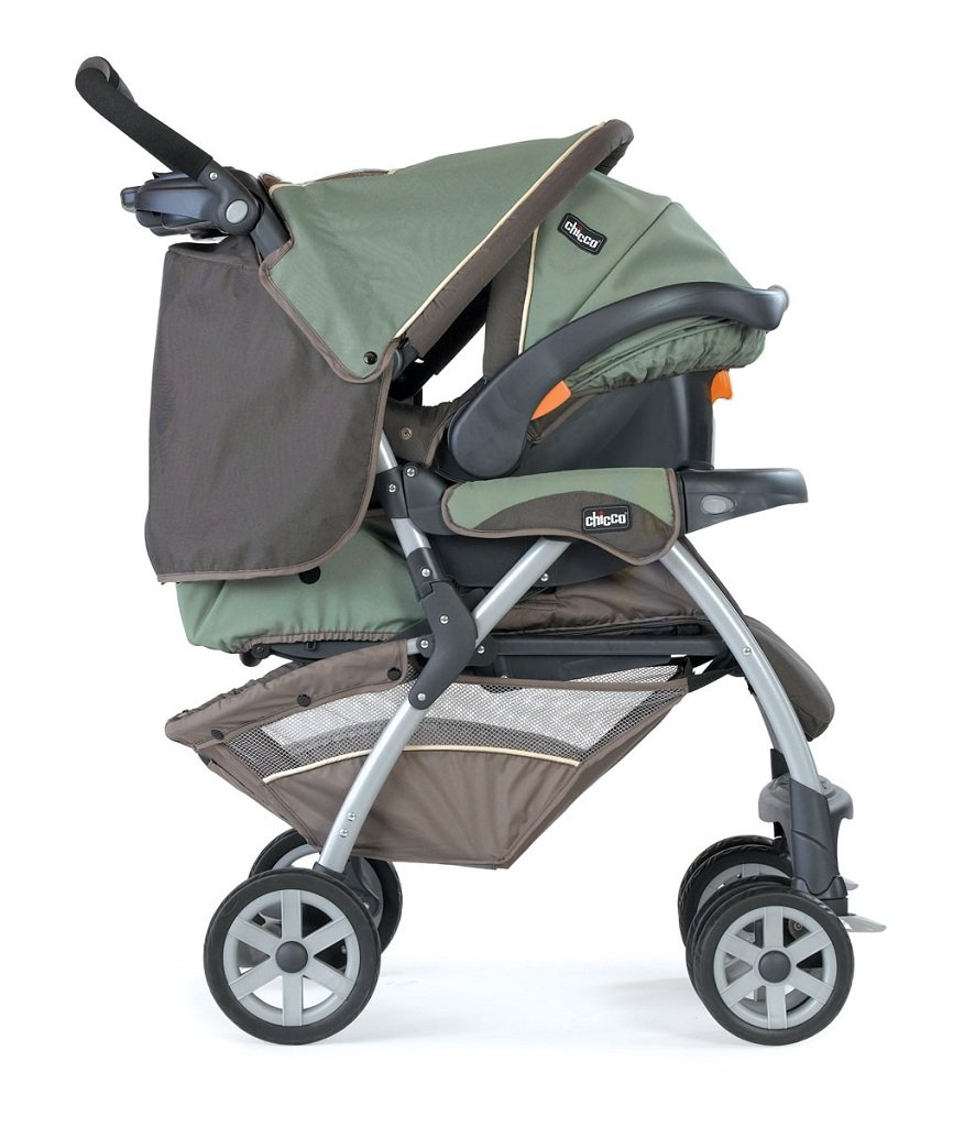 Chicco Cortina KeyFit 30 Travel System, Adventure (Discontinued by