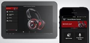 Creative Sound Blaster EVO ZxR Headset with NFC