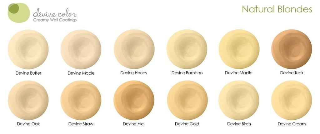 Devine Teak Natural Blondes Collection Devine Color Interior
