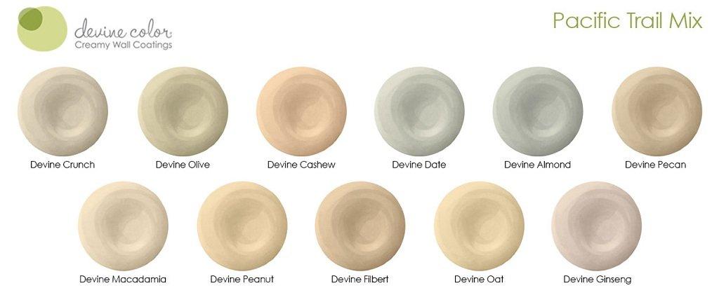 almond color paintDevine Almond Pacific Trail Mix Collection Devine Color Interior