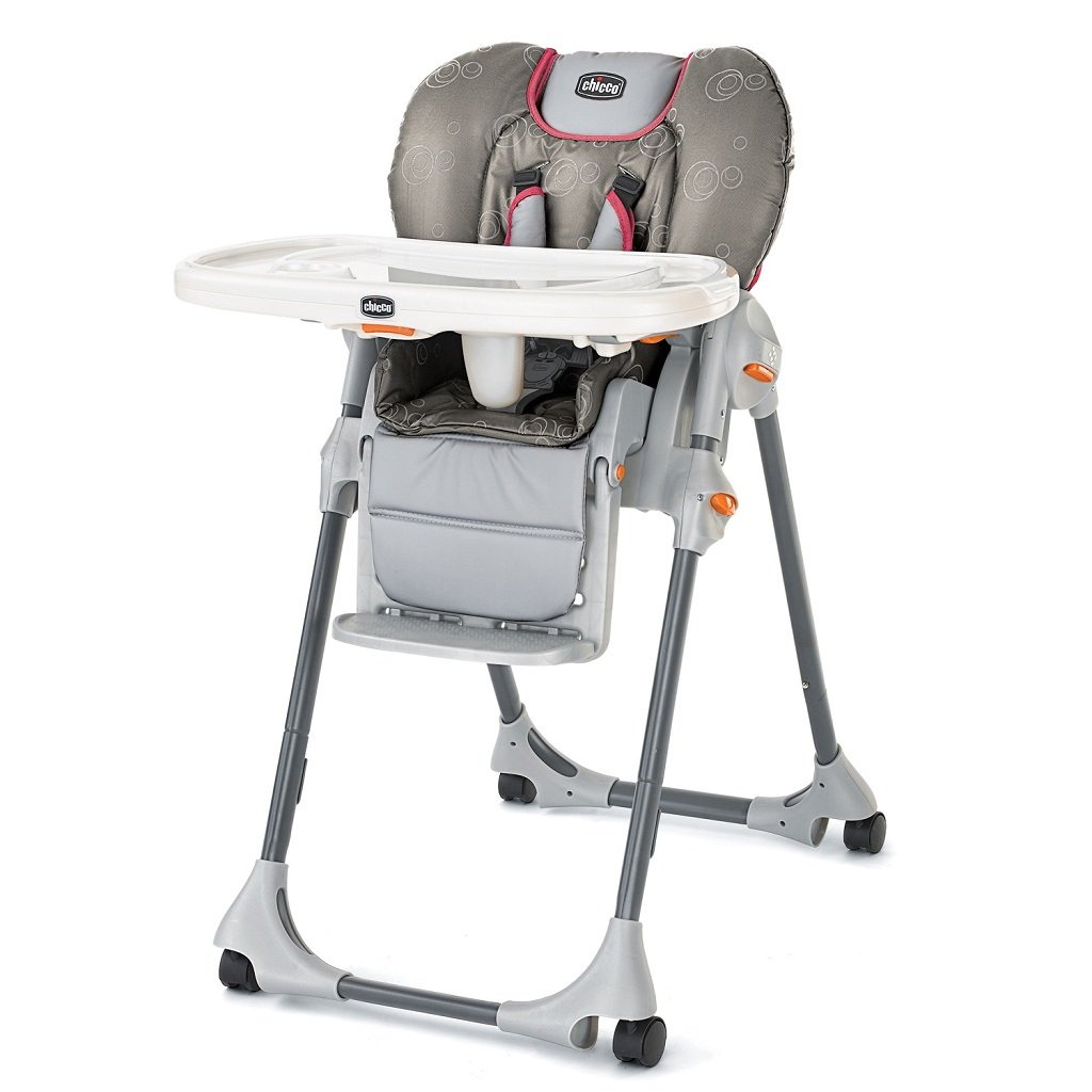 Charmant Polly Highchair By Chicco
