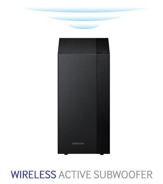 Amazon Com Samsung Hw H450 2 1 Channel 290 Watt Wireless