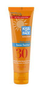 Face Factor Sunscreen