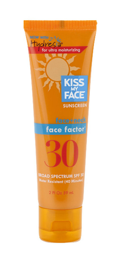 Natural Oil Free Sunscreen For Face