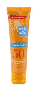 Kiss My Face Face Factor Natural Sunscreen Spf