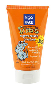 Kiss My Face Natural Mineral Sunscreen Reviews