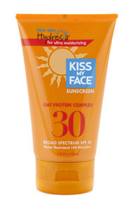 Oat Protein Sunscreen