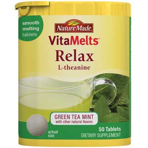 Nature Made Vitamelts Relax Reviews