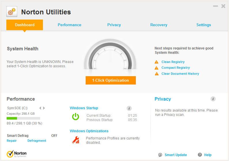 Norton Utilities 16 img-1