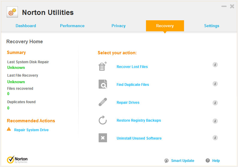 Norton Utilities 16 - фото 4