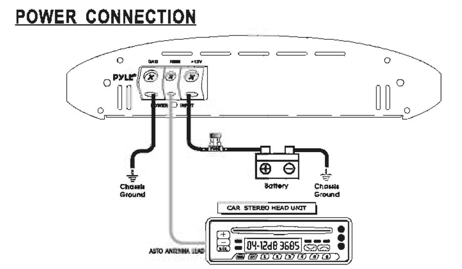 Sony Xplod 250 Watt   Wiring Diagram on sony radio wiring diagram free printable