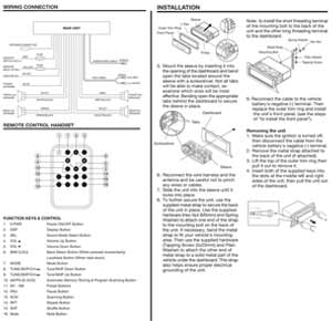 Ssl Audio Wiring Diagram on kenwood marine wiring harness