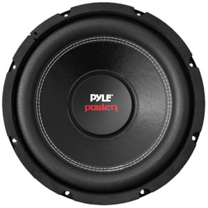 10-Inch Dual Voice Coil Subwoofer
