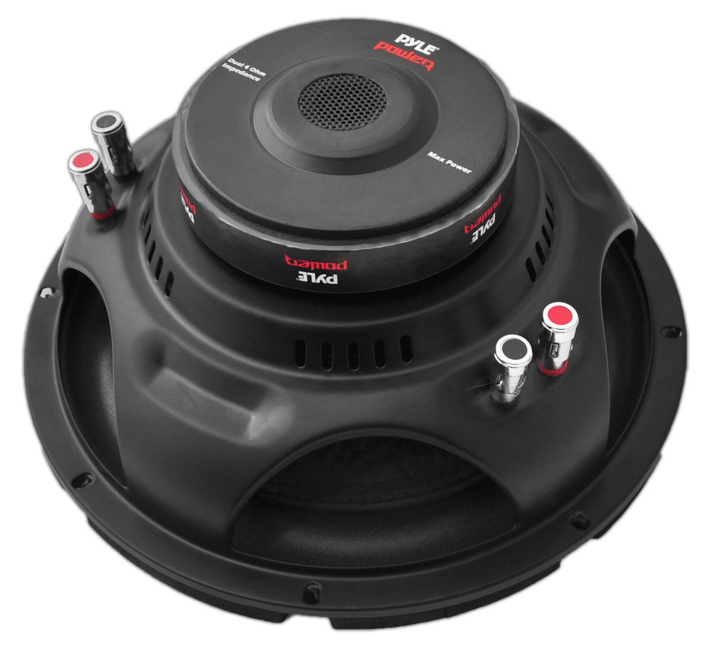 pyle plpw15d 15 inch 2000w dual 4 ohm subwoofer amazon ca cell add some bass bounce