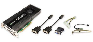 Amazon.com: NVIDIA Quadro K5000 4GB GDDR5 Graphics card (PNY Part
