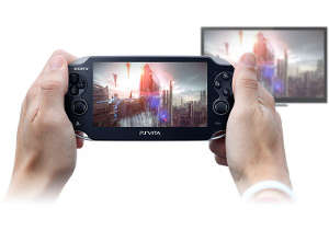 Remote Play with PlayStation Vita