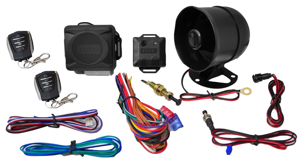 Vehicle Security Systems : Amazon pyle pwd button remote door lock vehicle