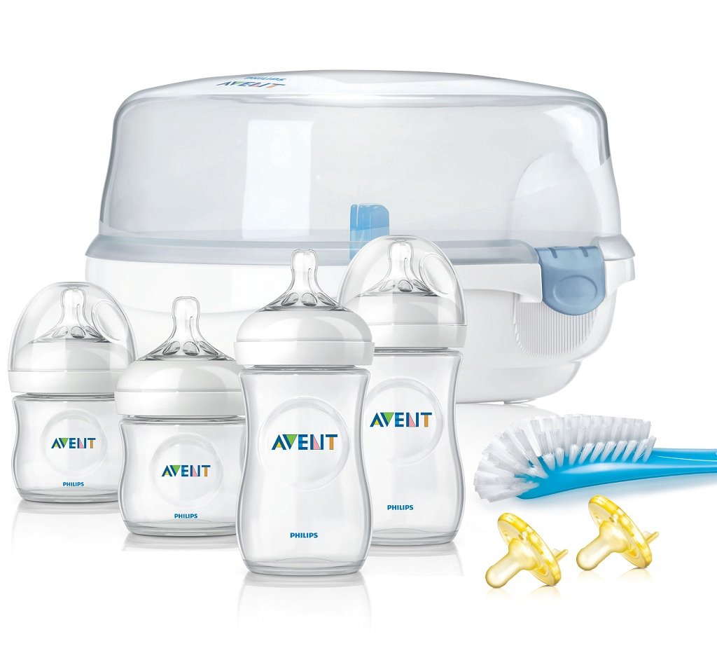 Amazon Com Philips Avent Natural Essentials Baby Bottle