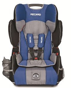 Amazon.com : RECARO Performance SPORT Combination Harness to Booster ...