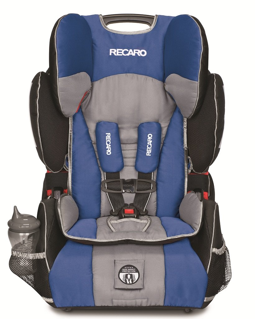 Recaro Performance Sport >> Recaro Performance Sport Combination Harness To Booster For Kids
