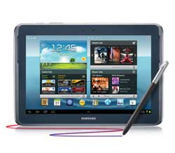 Samsung Galaxy Note 10.1 Update