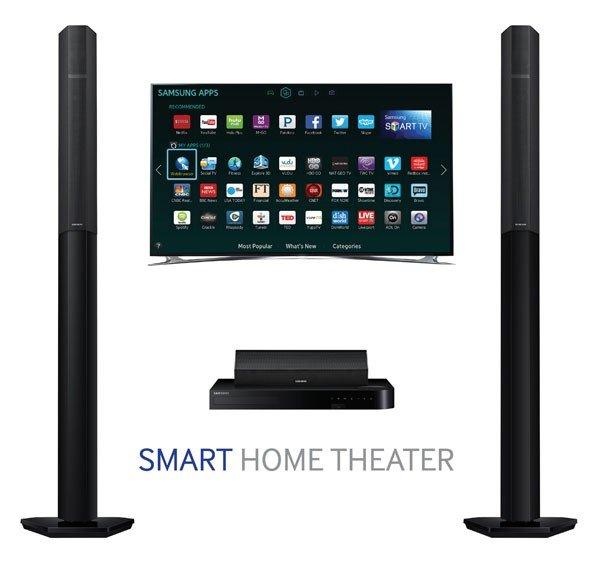 Hiperderl Smart Home Home Cinema Theater Multimedia Led: Amazon.com: Samsung HT-H7730 7.1 Channel 1330-Watt 3D Blu