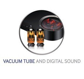 Vacuum Tube and Digital Sound