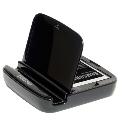 Samsung Galaxy Note 2 Universal Smart Docking Station with HDMI and USB (White)