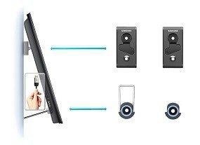 Amazon Com Samsung Wmn450 Mini Wall Mount Home Audio