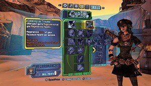 Borderlands 2 Mechromancer