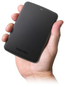 Canvio Basics Portable Hard Drive