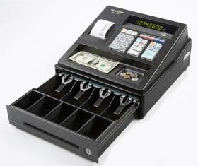 Amazon.com : Sharp XEA107 Entry Level Cash Register with LED Display
