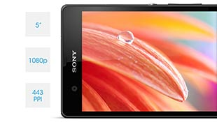 Amazon.com: Sony Xperia Z C6602 16GB Unlocked GSM Shatter
