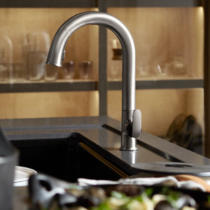 Kohler K 72218 Cp Sensate Touchless Kitchen Faucet