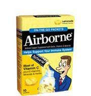 AIRBORNE On-The-Go Packets
