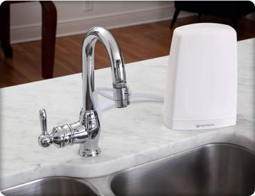 aquasana countertop water filter