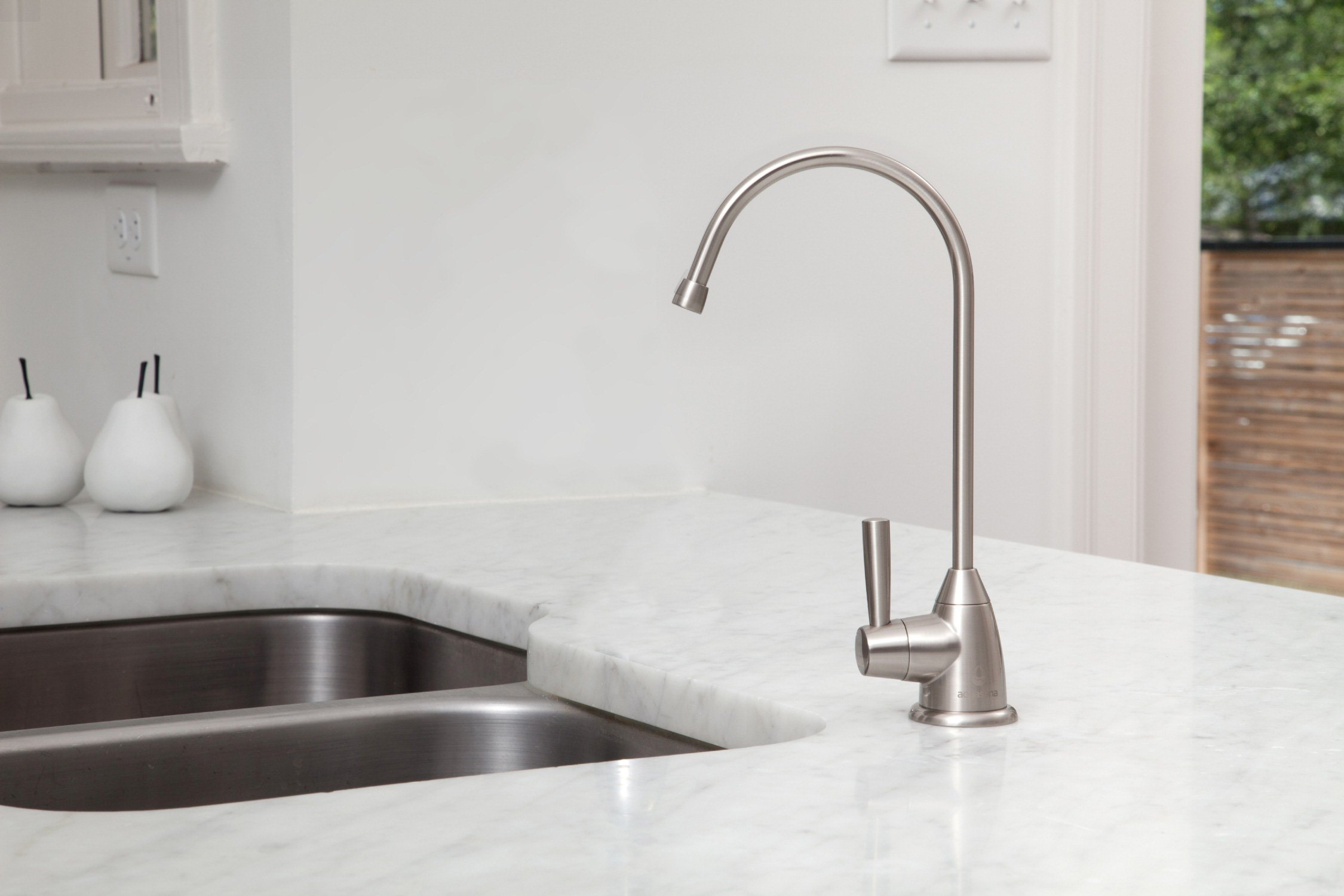 ... Aquasana Aq 4601 55 Premium Under Counter Water Filter · European  Kitchen Sink Faucet ...